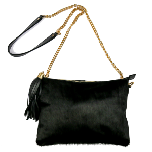 Black Tribeca Clutch