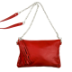 Scarlett Red Clutch